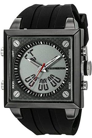 CEPHEUS Herren-Armbanduhr Analog Digital Quarz Silikon CP900-622A