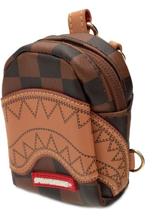 SPRAYGROUND Herren Rucksäcke - Henny Checkered Tiny Backpack
