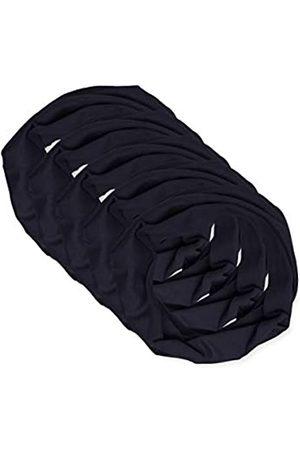 Trigema Unisex Loop Mund-Nasenbedeckung (wiederverwendbar) im 5er-Pack 634000 Mode-Schal, Größe 2 für Erwachsene (42cm hoch