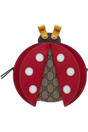 """Gucci Schultertasche Aus Gg-supreme-stoff """"ladybug"""""""