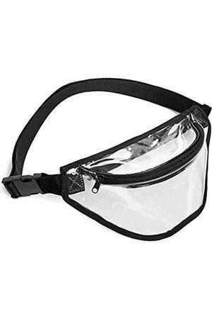 BuyAgain Transparente Bauchtasche, Stadion-zugelassene Hüfttasche für Konzerte, Sport