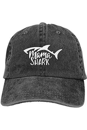 KKMKSHHG Mama Shark Surfen Baseball Cap