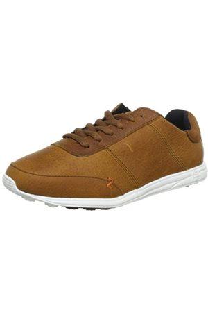 Hub Athletic-W L W10-01 L-L08-21, Damen Sneaker, (BRN/wht 21)