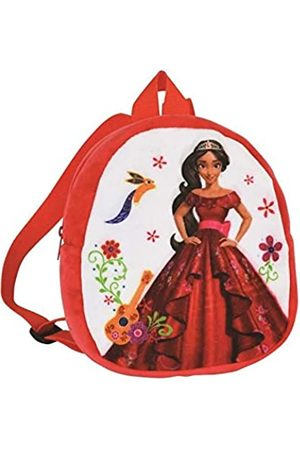 Jemini 023454 Disney Elena d'Avalor Rucksack aus weichem Plüsch für Kinder