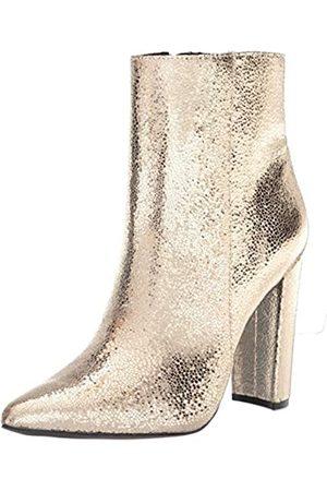 Rampage Women's Fashion Heeled Boot