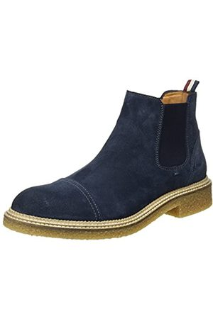 Tommy Hilfiger Herren J2385USTIN 3B Chelsea Boots, (Navy)