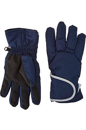 Sterntaler Wasserabweisende und wasserdichte Fingerhandschuhe mit Klettverschluss, Alter: 7-8 Jahre, Größe: 5