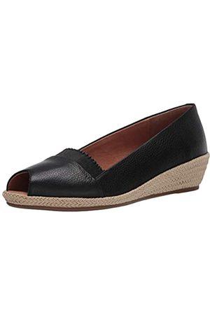 Gentle Souls Damen Keilabsatz-Sandale