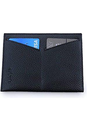 Dash Wallets Dash Co. Reisepass-Brieftasche: Minimalistische RFID-Hülle für Reisen, stoppt elektronisches Plektrumfach