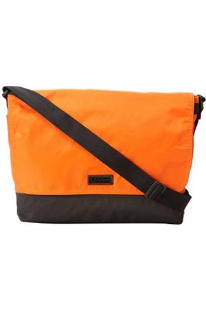 LeSportsac Herren Utility-Kuriertasche, Orange (bernsteinfarben)