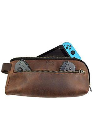 Hide & Drink Taschen - Leder-Tragetasche/Urban Reisetasche, einfache weiche Aufbewahrungstasche