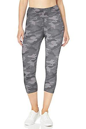 Danskin Damen All Over Printed Capri Leggings