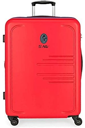 El Potro Taschen - Batran Großer Koffer 56x79x33 cms Hartschalen ABS 125L 4