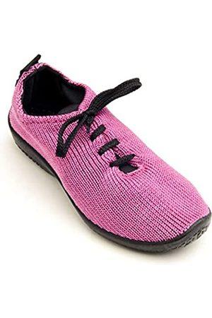 Arcopedico 1151 - Ls Tie Knit Damen, Pink (Fuchsia)
