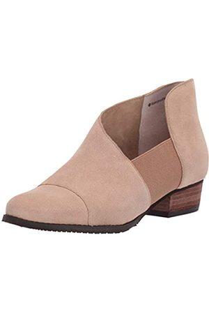 Blondo Damen Stiefel - Damen Izzys Loafer, flach, (Sand, Wildleder)