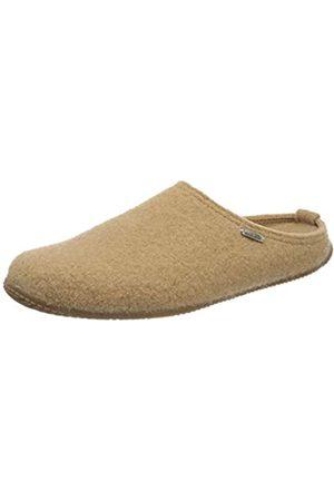 Living Kitzbühel Damen Hausschuhe - Unisex Pantoffel unifarben mit Fußbett Hausschuh