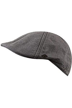 Chillouts Herren Caps - Erwachsene Cap Kyoto Hat Baseballkappe, 31 White/Grey Check