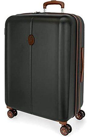 El Potro Taschen - Ocuri Großer Koffer 49x70x28 cms Hartschalen ABS TSA-Schloss 81L 4Kgs 4 Doppelräder Erweiterbar