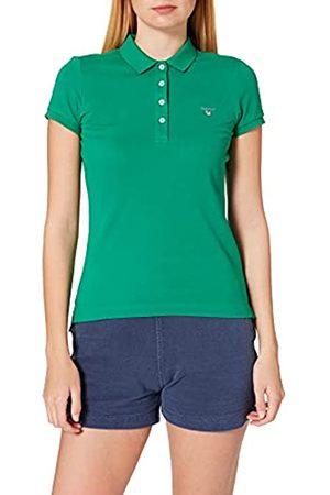 GANT Damen Poloshirts - Damen ORIGINAL SS Pique Polohemd