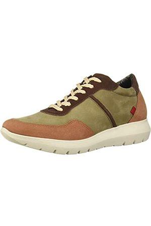 Marc Joseph New York Damen Schuhe - Damen Leather Eva Lightweight Technology Fashion Trainer Sneaker Turnschuh