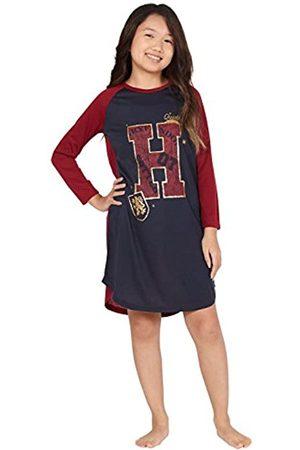 Harry Potter Mädchen Schlafanzüge - Nachthemd Pyjama für Mädchen, Nacht-Shirt