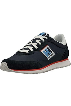 Helly Hansen Herren Ripples Low-Cut 11481_597 Sneaker, Navy/Off White/Cherry