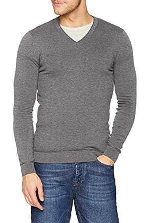 Sisley Men's V Neck L/S Sweater