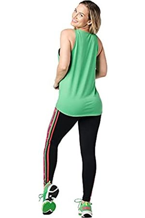 Zumba Fitness Zumba Womens Fitness-mit Grafikdruck Activewear Loses Workout Tank Top Tanktops