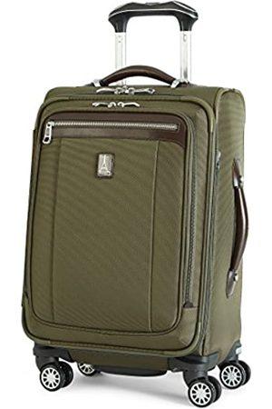 Travelpro Platinum Magna 2-Business Plus Softside erweiterbares Gepäck, olivfarben, 50