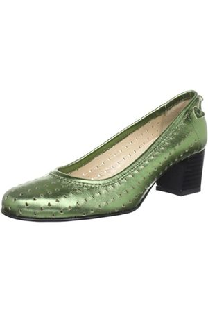 Diavolezza Damen SARA Pumps, (Green)