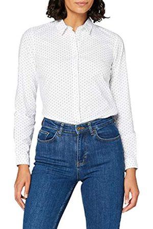 Springfield Damen 5.frq.Camisa Popelin-c/97 Bluse