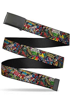 "Buckle-Down Herren Web Belt Avengers 1.25"" Grtel"