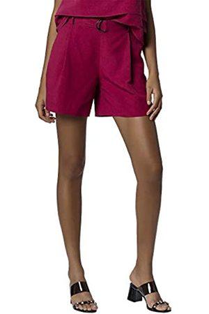 Apart APART Damen Shorts mit Stoffgürtel