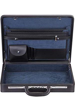 Feixueer Hard Attaché Aktentaschen für Damen & Herren/Slim Hardside Laptop Case mit Zahlenschlössern - D2830