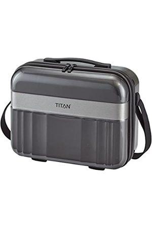 Titan Handgepäck Kosmetikkoffer mit Liquids Bag + Aufsteckfunktion, Gepäck Serie SPOTLIGHT: Edles Beautycase in trendigen Farben, 831702-04, 38 cm