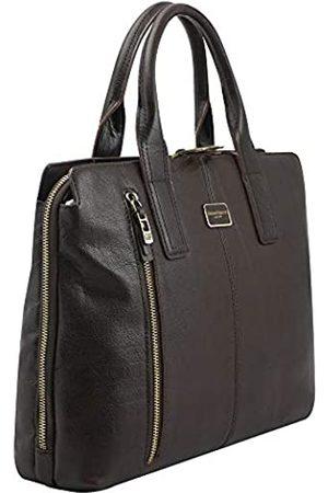 Giorgio Ferretti Italienische Echtleder Handtasche für Herren Leder Laptop Messenger Bag Echtleder Laptoptasche für Männer Echtleder Laptop Bookbag Laptoptasche Herren