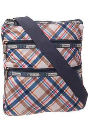 LeSportsac Madison Cross-Body Handtasche, Beige (Montauk)