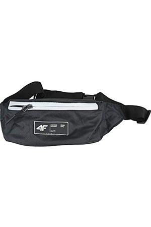 4F Sports Bag H4L20-AKB001-20S; Unisex Sachet; H4L20-AKB001-20S; Black; One Size EU (UK)