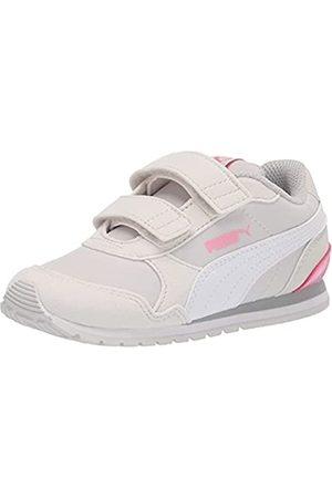 PUMA ST Runner 2 Nl V Sneaker, Nimbus Cloud White-Sachet Pink