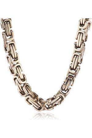 Zimtstern Unisex Halskette Edelstahl 55 cm 12-SC-56-55 R