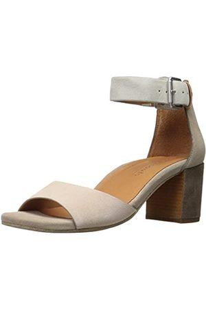 Kenneth Cole Damen Christa Open Toe Block Heel Dress Sandale mit Absatz
