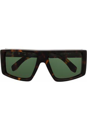 Off-White Sonnenbrillen - Oversized-Sonnenbrille