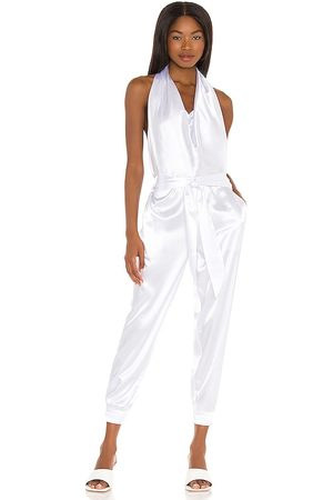 LnA X REVOLVE Open Back Jumpsuit in . Size XS, S, M.