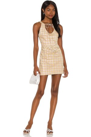 Song of Style Gwenyth Mini Dress in . Size XXS, XS, S, M, XL.