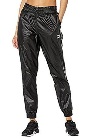 PUMA Damen Iconic T7 Woven Track Pants Trainingshose, Black