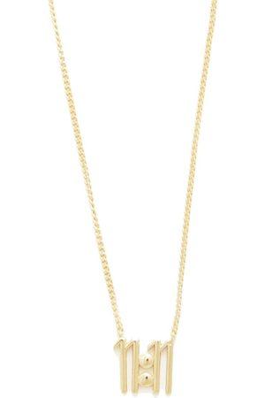 CAPSULE ELEVEN Halskette mit 11:11-Anhänger
