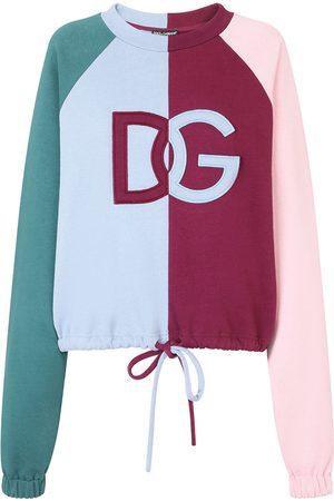 Dolce & Gabbana Sweatshirt mit Logo