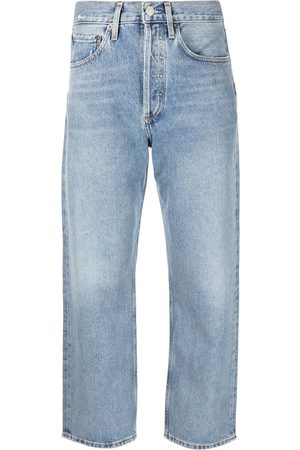 AGOLDE Cropped-Jeans
