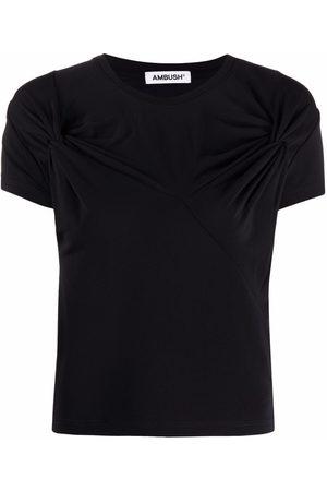 AMBUSH Drapiertes T-Shirt
