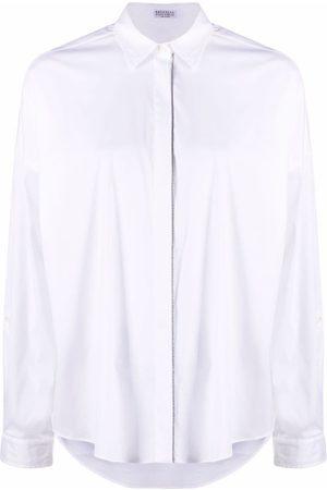 Brunello Cucinelli Klassisches Hemd